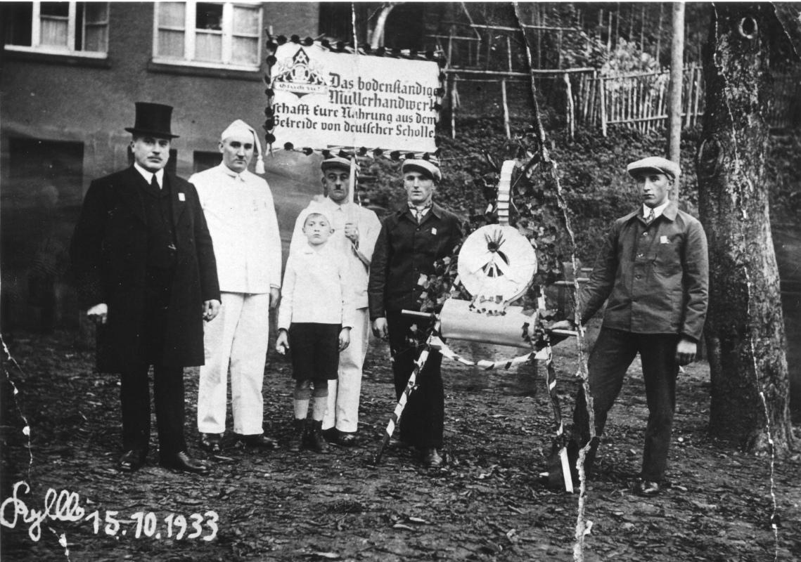 1933 Erntedankfest