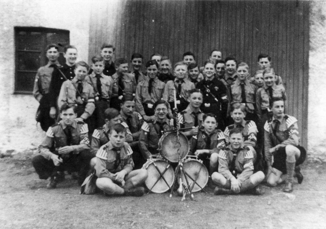1934 Spielmannszug der HJ