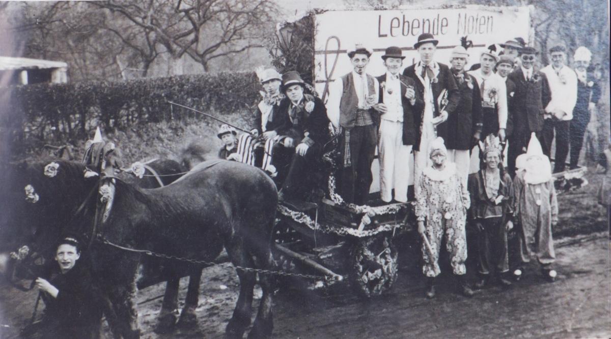 1934 Karnevalsumzug