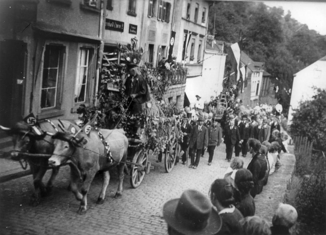1935 Erntedankfest