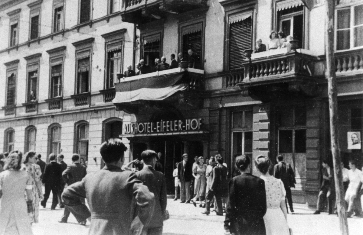 1935 Bischofsbesuch