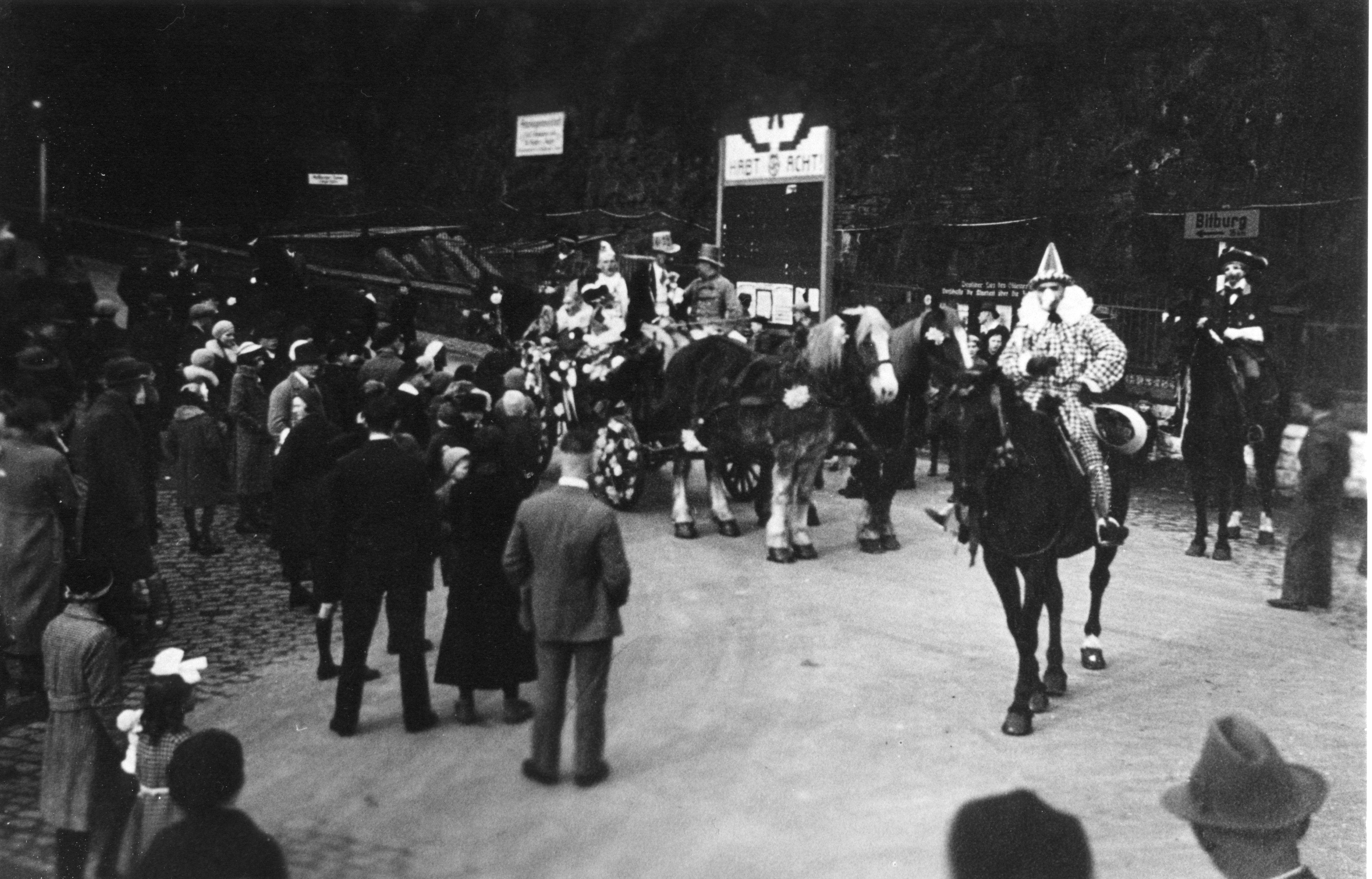 1936 Karneval