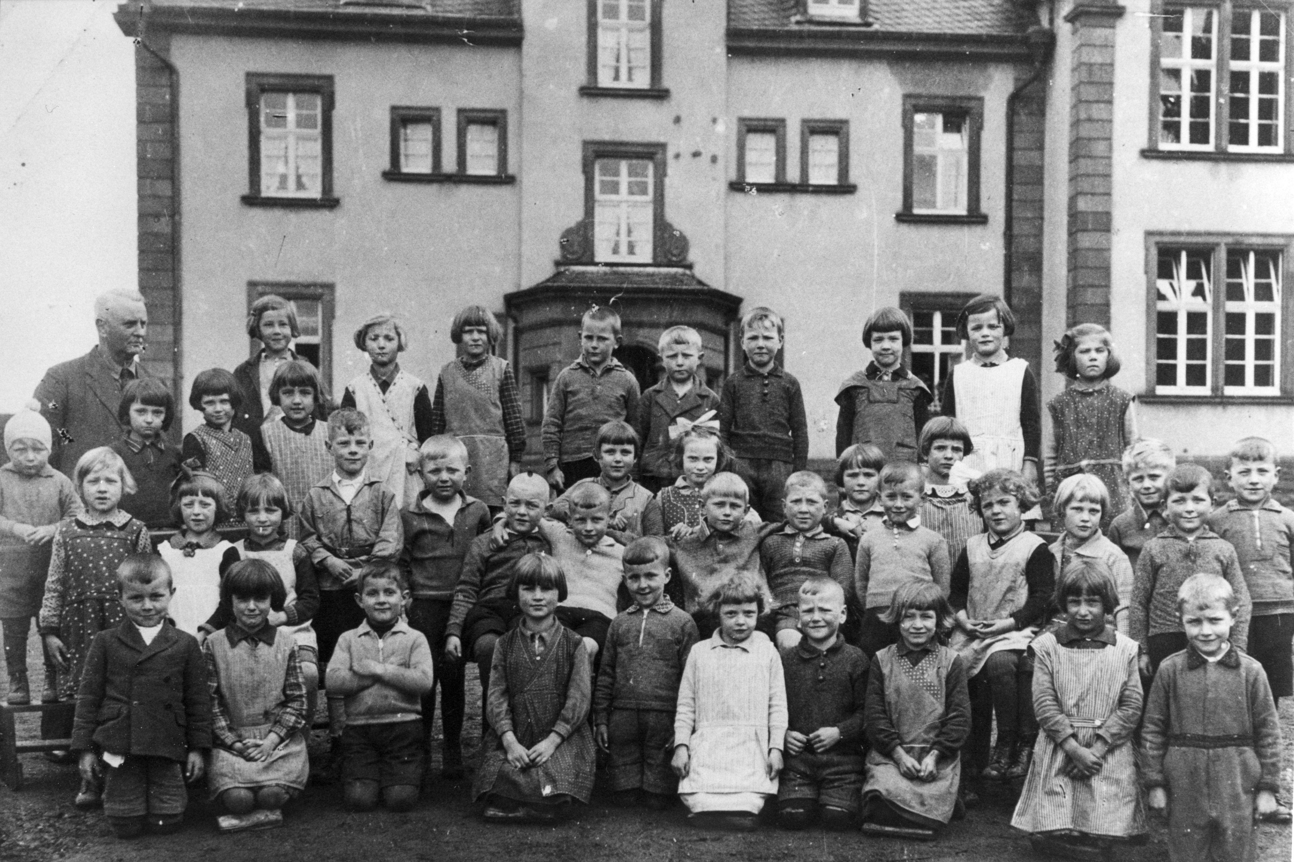 1936 Volksschule Kyllburg