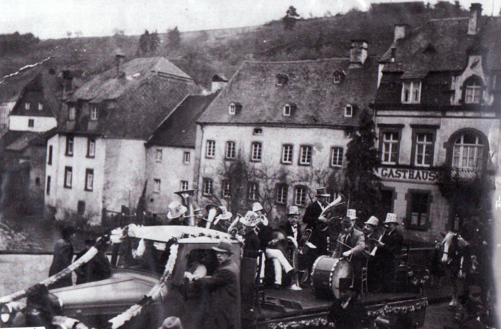 1938 Karnevalsumzug