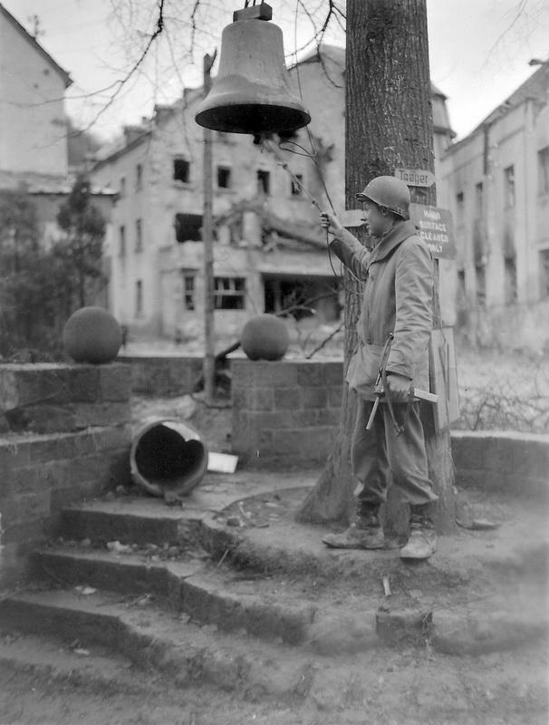 1945 - US Soldat Victor Raab