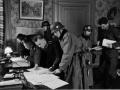 1939 - Oktober - Generalstab im Schloss Malberg