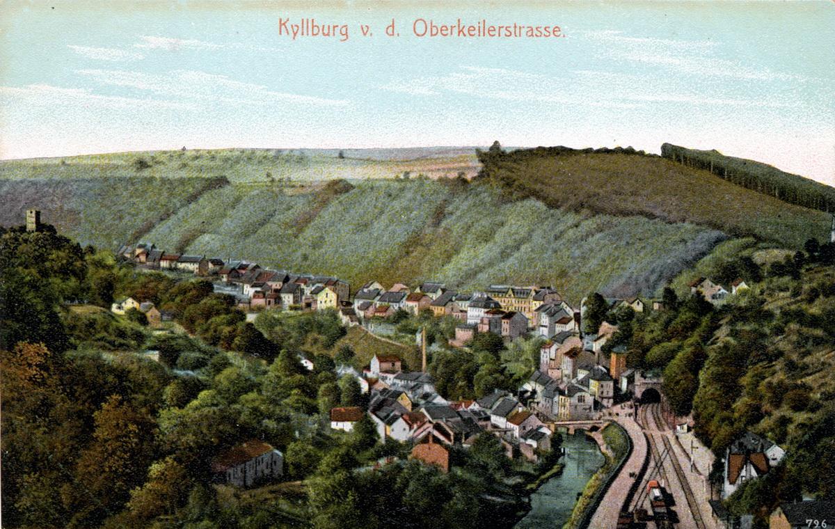 1905-Blick-von-der-Oberkailerstrasse