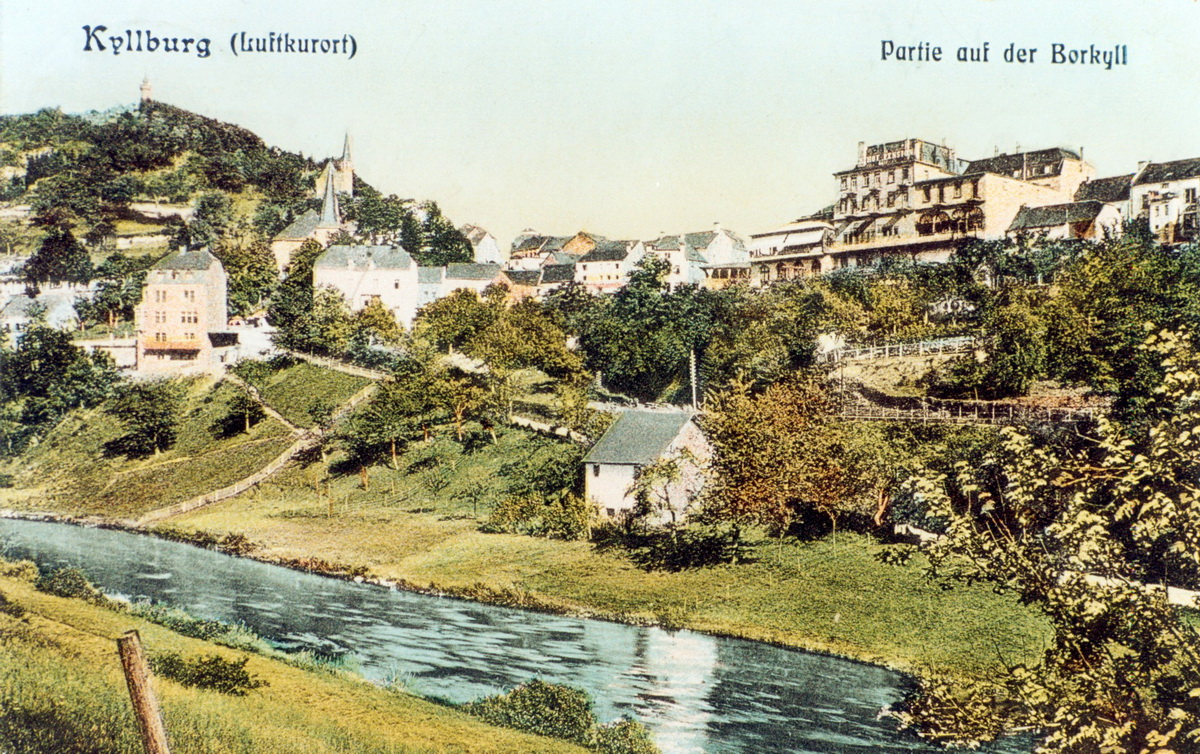 1910-Partie-auf-der-Borkyll