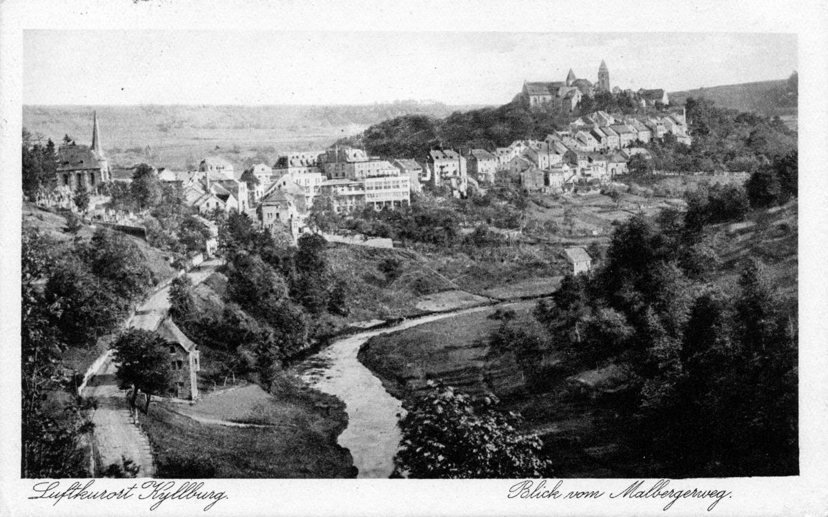 1932-Blick-vom-Malbergerweg
