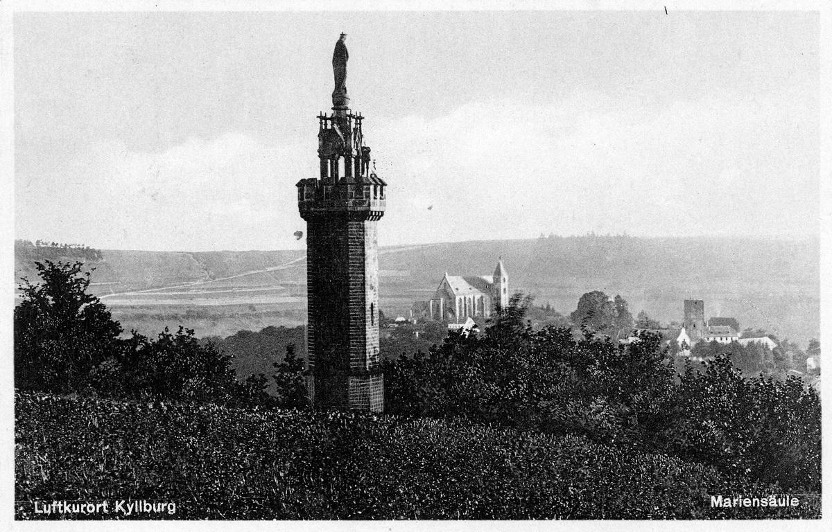 1936-Mariensaeule