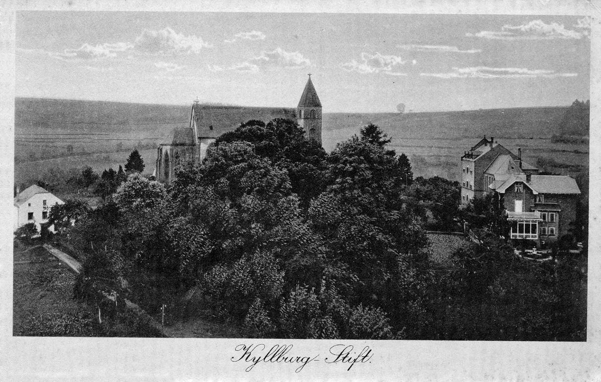1940-Kloster-und-Stiftskirche