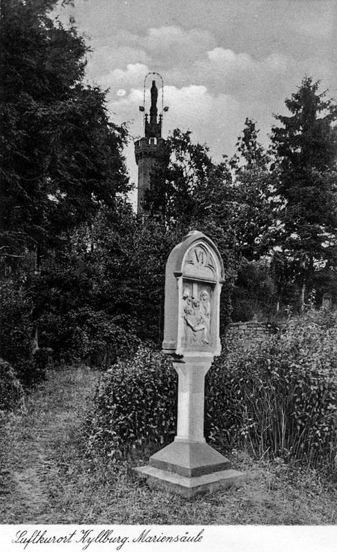 1950-Mariensaeule