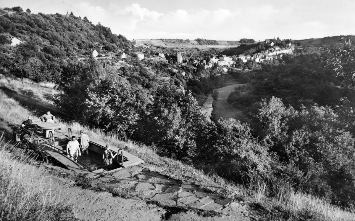 1960-Tretbecken