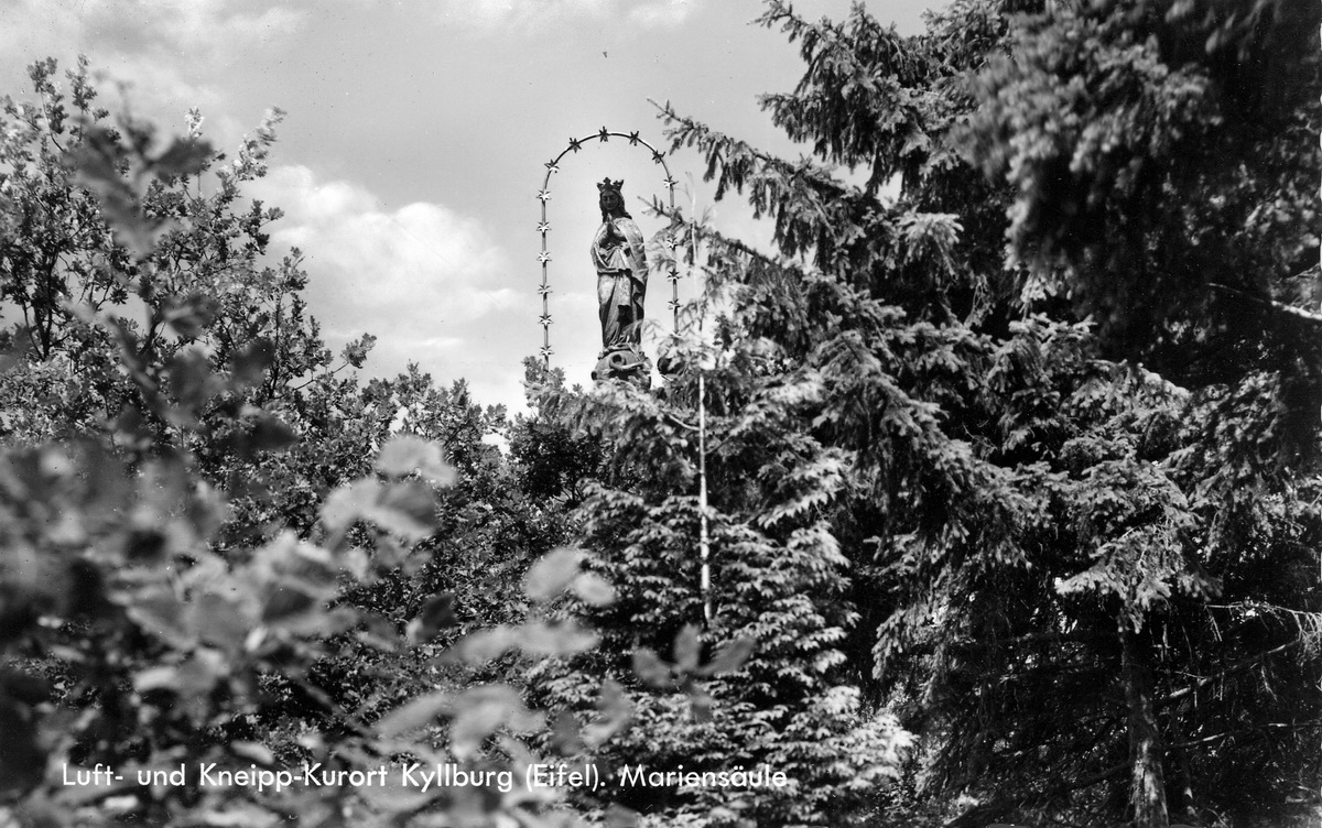 1964-Mariensaeule