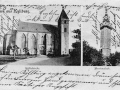1900-Mehrbildkarte-Stiftskirche-Mariensaeule