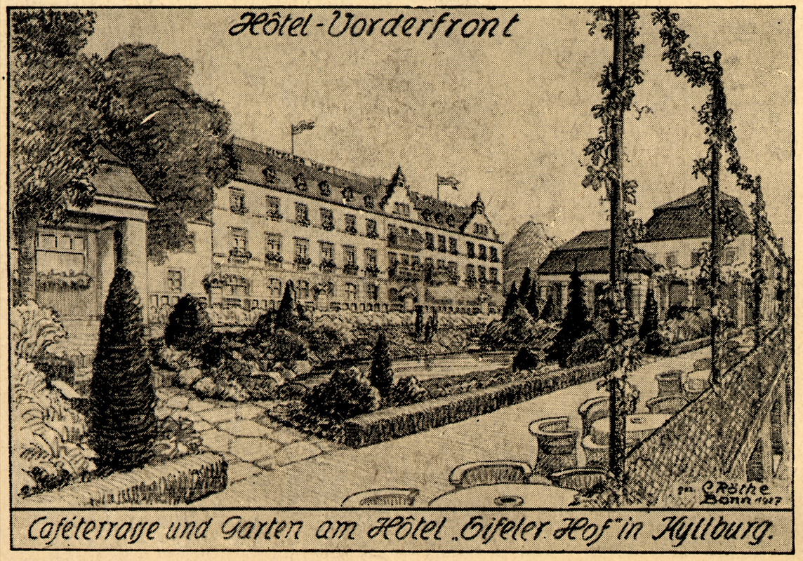 1927-Eifeler-Hof---Cafeterrasse