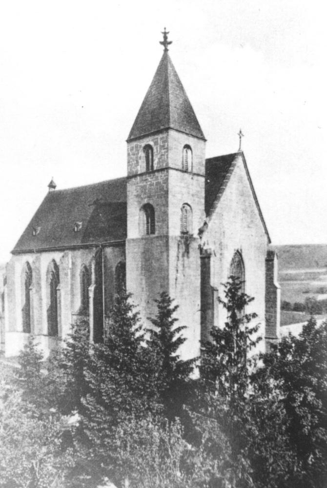 1900-Stiftskirche-von-Nordwest2