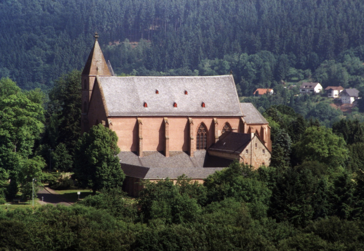 1999-Stiftskirche