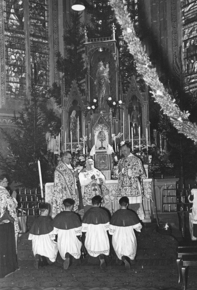1964 Goldenes Priesterjubiläum Albert Wirth