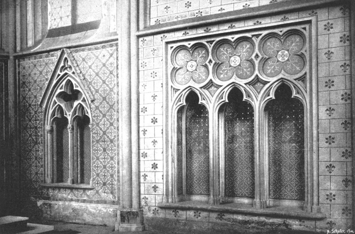 1900 Dreisitz