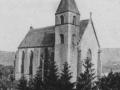 1900-Stiftskirche-von-Nordwest