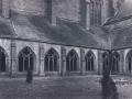 1956.Kreuzgang-Stiftskirche_2