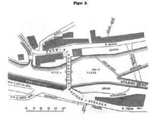 1874-Brückenneubau---Lageplan
