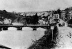 1885 Kyllbrücke und untere Bahnhofstraße