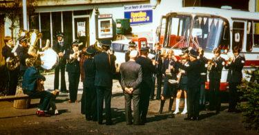 Musikverein Kyllburg am 1. Mai 1976