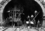 Arbeiten am Dechentunnel bei Kyllburg